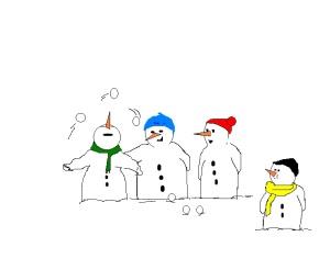 SNOWMEN 3B