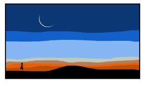 vista moon c