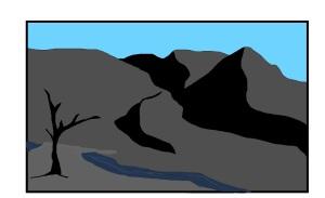 vista mountains