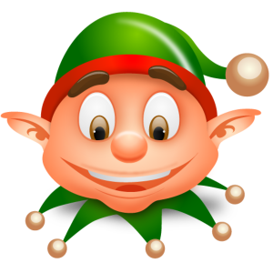elf cliparts.co public domain